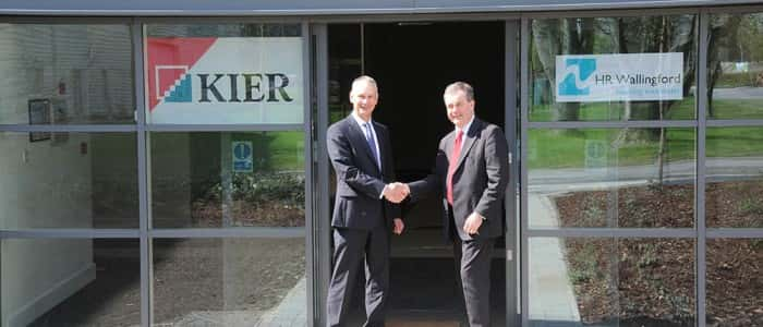 John Ormston, Howbery Business Park and Glyn Salmon, Kier