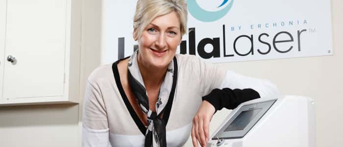Julie Davies, Erchonia, Howbery Business Park