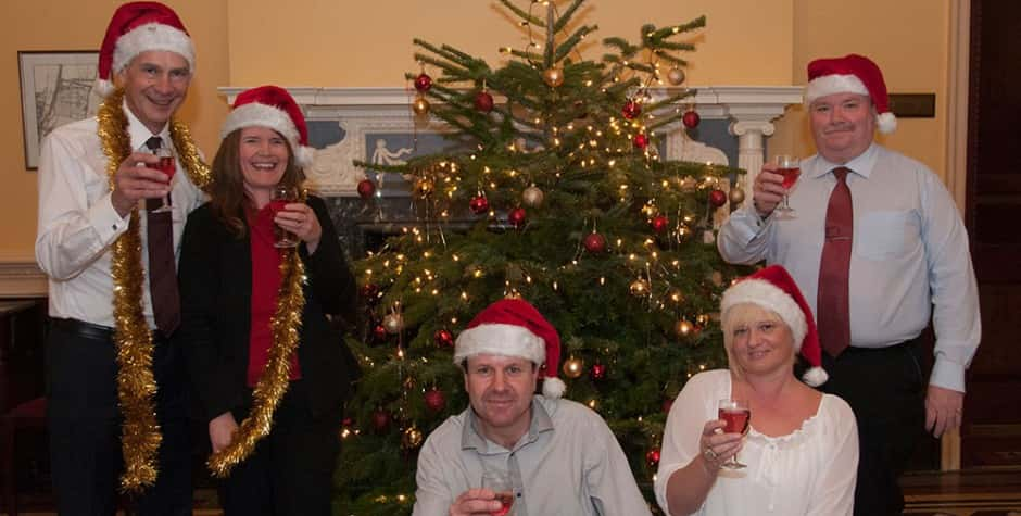Christmas On Howbery Business Park