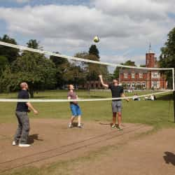Volleyball pitch