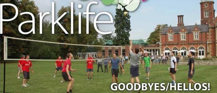 Parklife Newsletter - September 2014