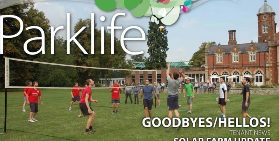 Parklife Newsletter - September 2014