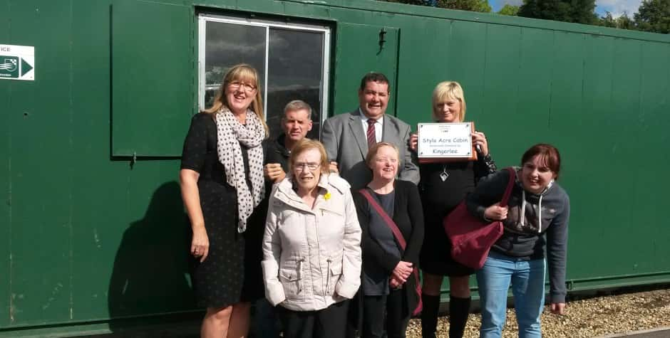 Style Acre Cabin opens at Howbery Business Park