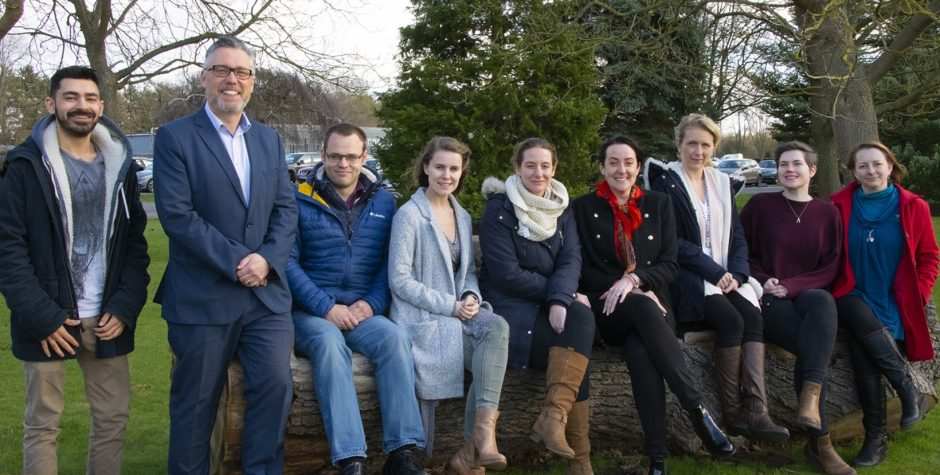 The You HR Consultancy in Howbery Park's grounds