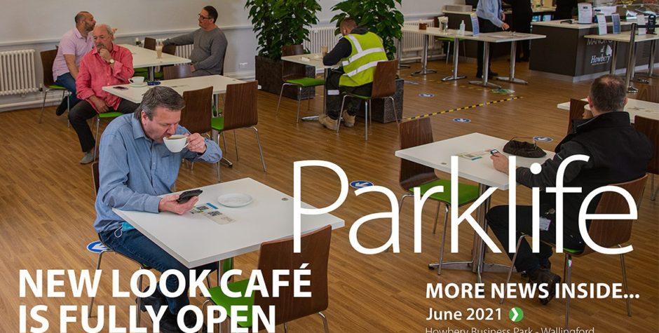 Parklife June 2021 cover
